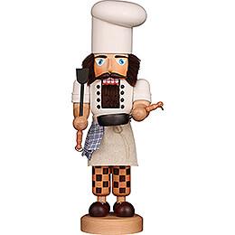 Nussknacker Koch lasiert - 41 cm