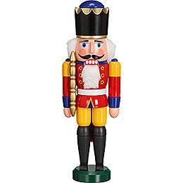 Nussknacker König rot - 29 cm