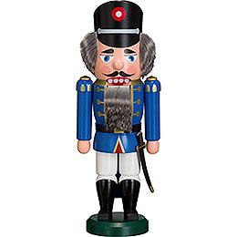 Nussknacker Polizist blau - 35 cm