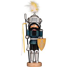 Nussknacker Ritter Lancelot lasiert - 49 cm