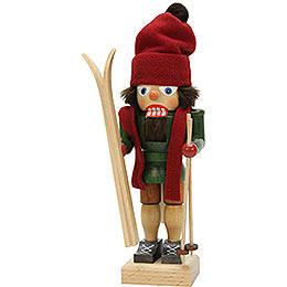 Nussknacker Skifahrer - 28,5 cm