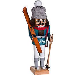 Nussknacker Skifahrer - 30 cm