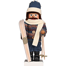 Nussknacker Skifahrer - 47 cm