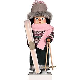 Nussknacker Skifahrerin - 44,5 cm