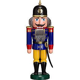 Nussknacker Soldat blau - 36 cm