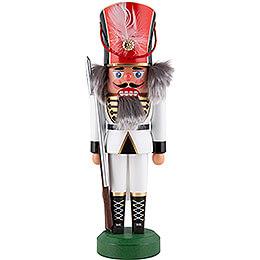 Nussknacker Soldat weiß - 26 cm