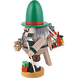 Nussknacker Spielzeughändler - 21 cm