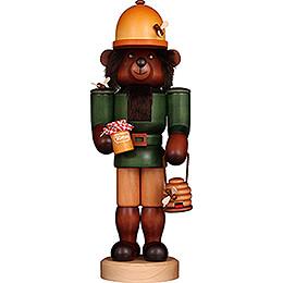 Nussknacker Teddy Tambo - Der Honigbär - 39,5 cm