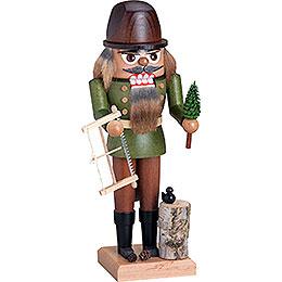 Nussknacker Waldarbeiter - 27 cm