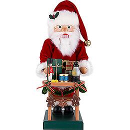 Nussknacker Weihnachtsmann Gabentisch - 47 cm