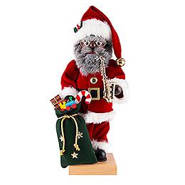 Nussknacker Weihnachtsmann Jazz - 48,5 cm