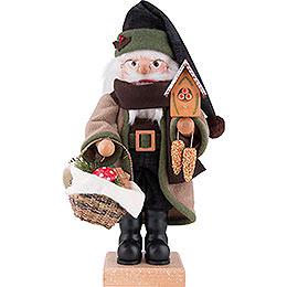 Nussknacker Weihnachtsmann Waldfreund - 48,5 cm