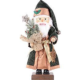 Nussknacker Weihnachtsmann mit Tannenbaum, limitiert - 48,5 cm