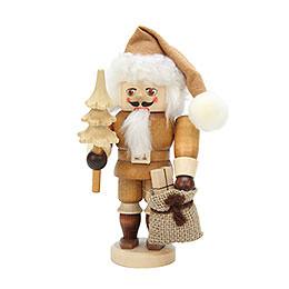 Nussknacker Weihnachtsmann natur - 16,0 cm