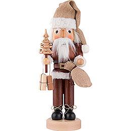 Nussknacker Weihnachtsmann natur - 40,5 cm