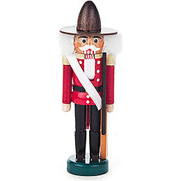 Nutcracker - Canadian Red-Black - 13 cm / 5.1 inch