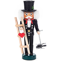 Nutcracker - Chimney Sweep Black - 14 cm / 5.5 inch