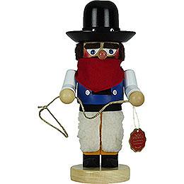 Nutcracker - Chubby Cowboy - 30 cm / 11.8 inch