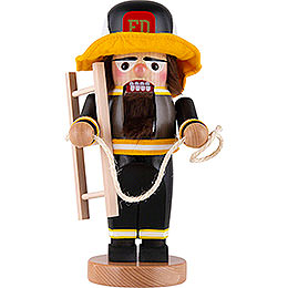 Nutcracker - Chubby Fireman - 28 cm / 11 inch