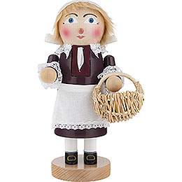 Nutcracker - Chubby Pilgrim Lady - 27,5 cm / 2 inch