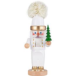 Nutcracker - Chubby White Santa - 35,5 cm / 14 inch