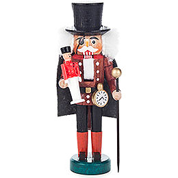 Nutcracker - Drosselmeyer Brown-Black - 13 cm / 5.1 inch