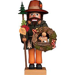 Nutcracker - Forest Man with Wreath - 47 cm / 18.5 inch