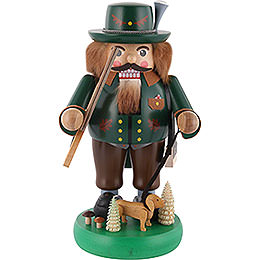 Nutcracker - Forest Ranger with Dachsdog - 33 cm / 13 inch