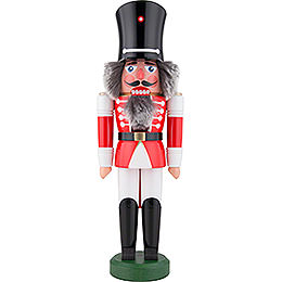 Nutcracker - Guard Soldier Red - 42 cm / 16.5 inch