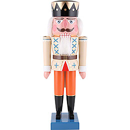 Nutcracker - King Beige - 36 cm / 14 inch