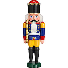 Nutcracker - King Blue - 29 cm / 11 inch