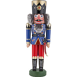 Nutcracker - King Blue - 40 cm / 15.7 inch