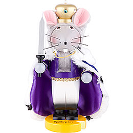 Nutcracker - Mouse King - 30 cm / 11.5 inch - Limited Edition