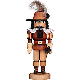 Nutcracker - Musketeer Natural - 35 cm / 13.8 inch