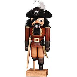 Nutcracker - Pirat Natural - 25,5 cm / 10 inch