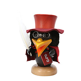 Nutcracker - Raven - 23 cm / 9 inch