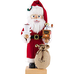 Nutcracker - Santa Claus Coffee Lover - 46,5 cm / 18.3 inch