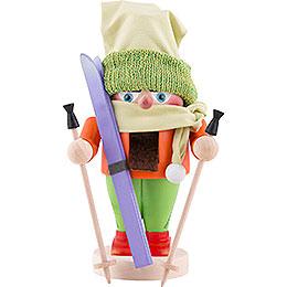 Nutcracker - Skier - 25 cm / 10 inch