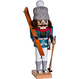 Nutcracker - Skier - 30 cm / 11.8 inch
