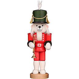 Nutcracker - Teddy Jack - The Polar Bear - 41,5 cm / 16.3 inch