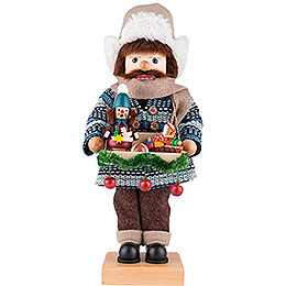 Nutcracker - Toy Salesman - 49,5 cm / 19.5 inch