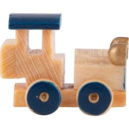 Oldtimerauto blau - 1,3 cm