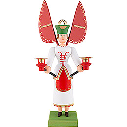 Ore Mountain Trio - Angel - 30 cm / 11.8 inch