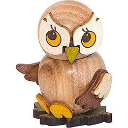 Owl Child natural - 4 cm / 1.6 inch