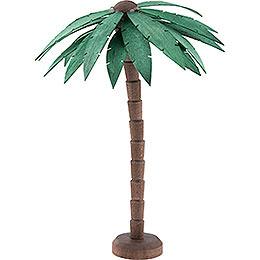 Palme gebeizt - 16 cm