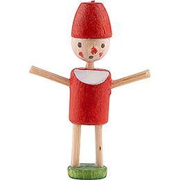 Pinocchio - 2,5 cm / 1 inch