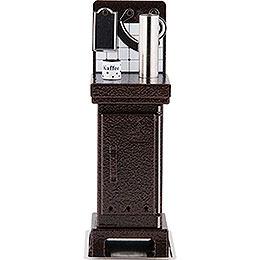 Räucherkerzenofen - Der Klassiker kupfer - 19 cm