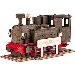 Räucherlok Fichtelbergbahn - 9,5 cm