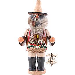 Räuchermännchen Adventsleuchterhändler - 25 cm