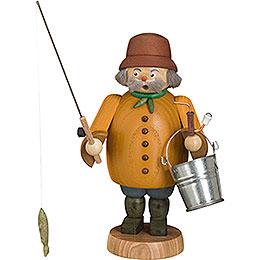 Räuchermännchen Angler - 22 cm